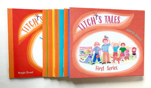 Titch's Tales Box Set - First Series