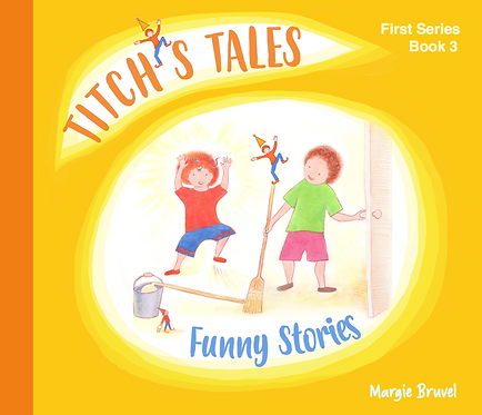 Funny Stories - Book 3