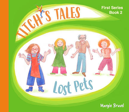 Lost Pets - Book 2