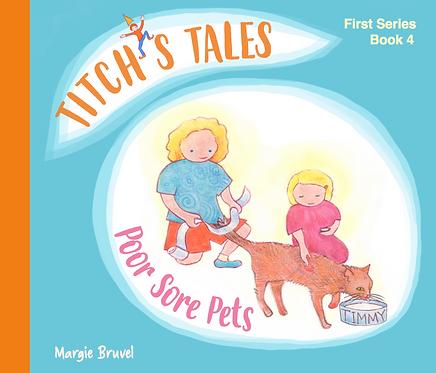Poor Sore Pets - Book 4