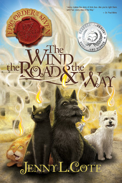 The Wind, the Road, & the Way