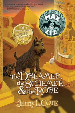 The Dreamer, the Schemer, & the Robe