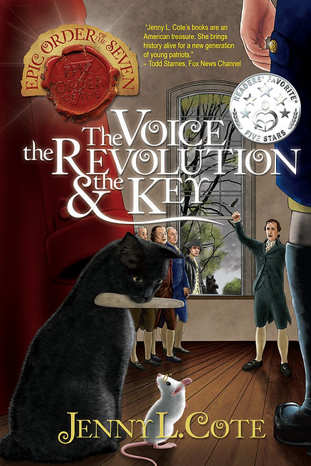 Book Cover of The Voice, the Revolution and the Key