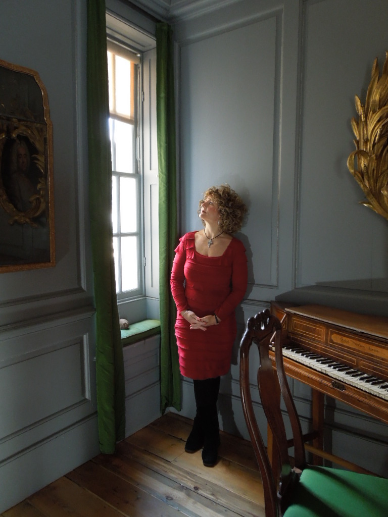 In Handel's Composing Room
