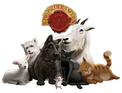 The Epic Order of the Seven Animal Team