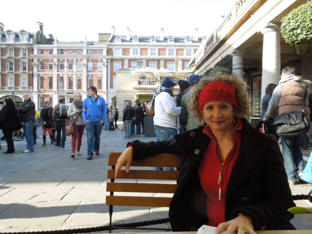 Covent Garden: Messiah premiered