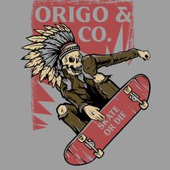 Origo & Co. Shirt Design