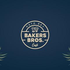 Bakers Bros. Logo Branding