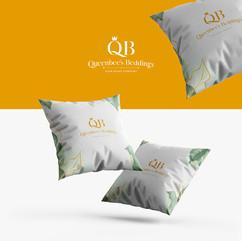Queenbees Beddings Branding