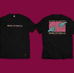 Drone Clothing Co. Shirt Design