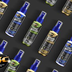 R3C Car Wash Logo Design