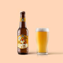 Dapitan Beer Label