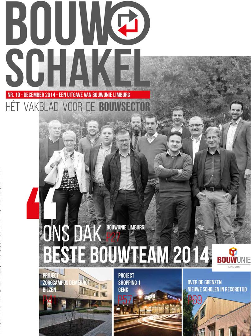 Beste Bouwteam 2014