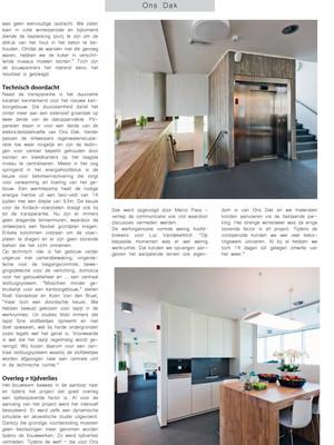 Ons Dak Kantoorgebouw - Limburg Bouwt