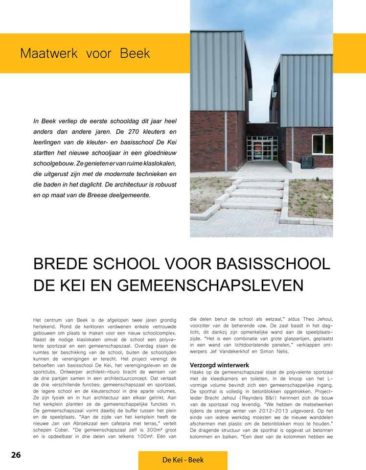 De Kei Beek - Limburg Bouwt