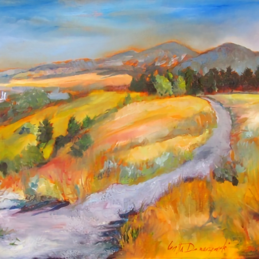 Landscape Painting II, AM or PM