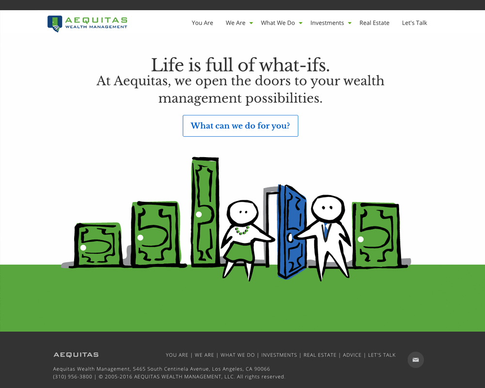 Aequitas Wealth Management