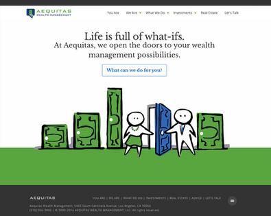 Aequitas Wealth Managment