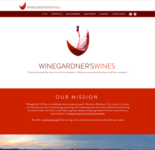 Winegardner's Wines