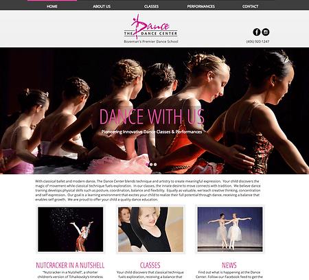 The Dance Center, Bozeman
