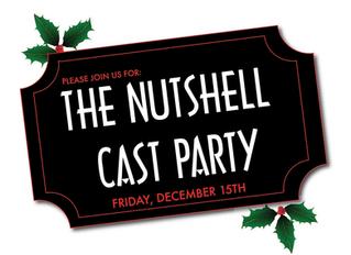 Potluck Cast Party, Friday, Dec 15th
