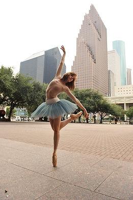 Jordan Reed, Guest Artist at The Dance Center