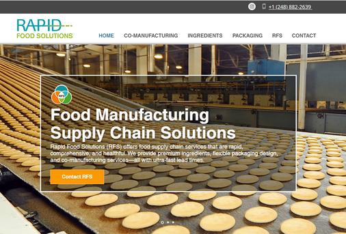 Rapid Food Solutions