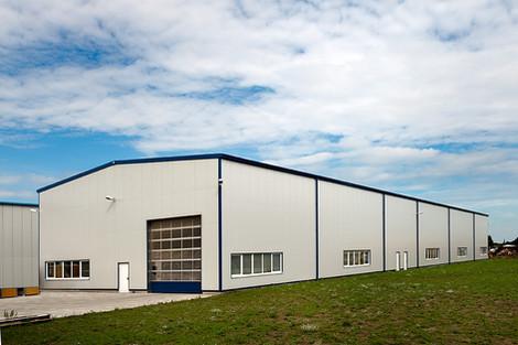 BV: Industriehalle