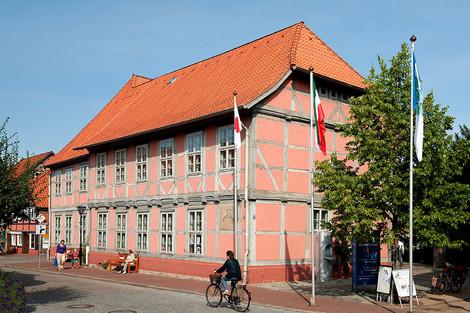 BV: Rathaus Samtgemeinde Hitzacker - 29456