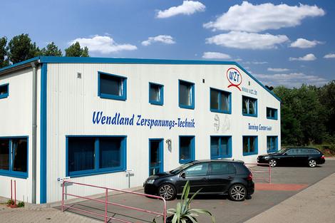 BV: Industriehalle Wendland Zerspanung-Technik