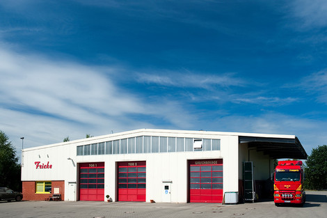 BV: Industriehalle Fricke