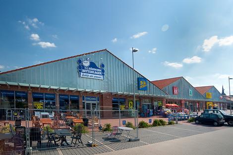 BV: Einkaufscenter