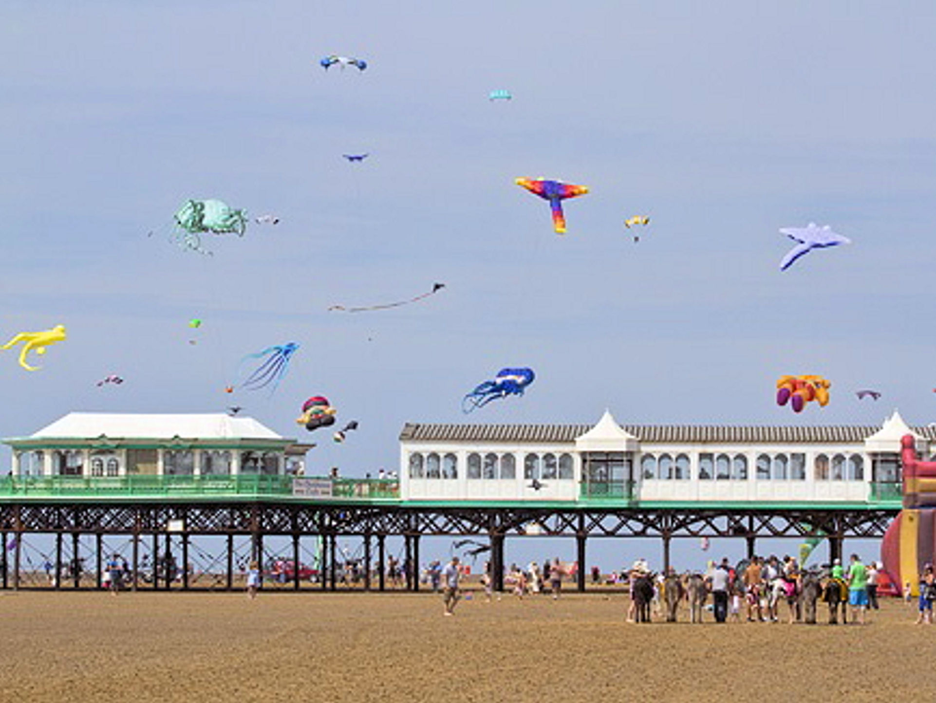 Flats-kites