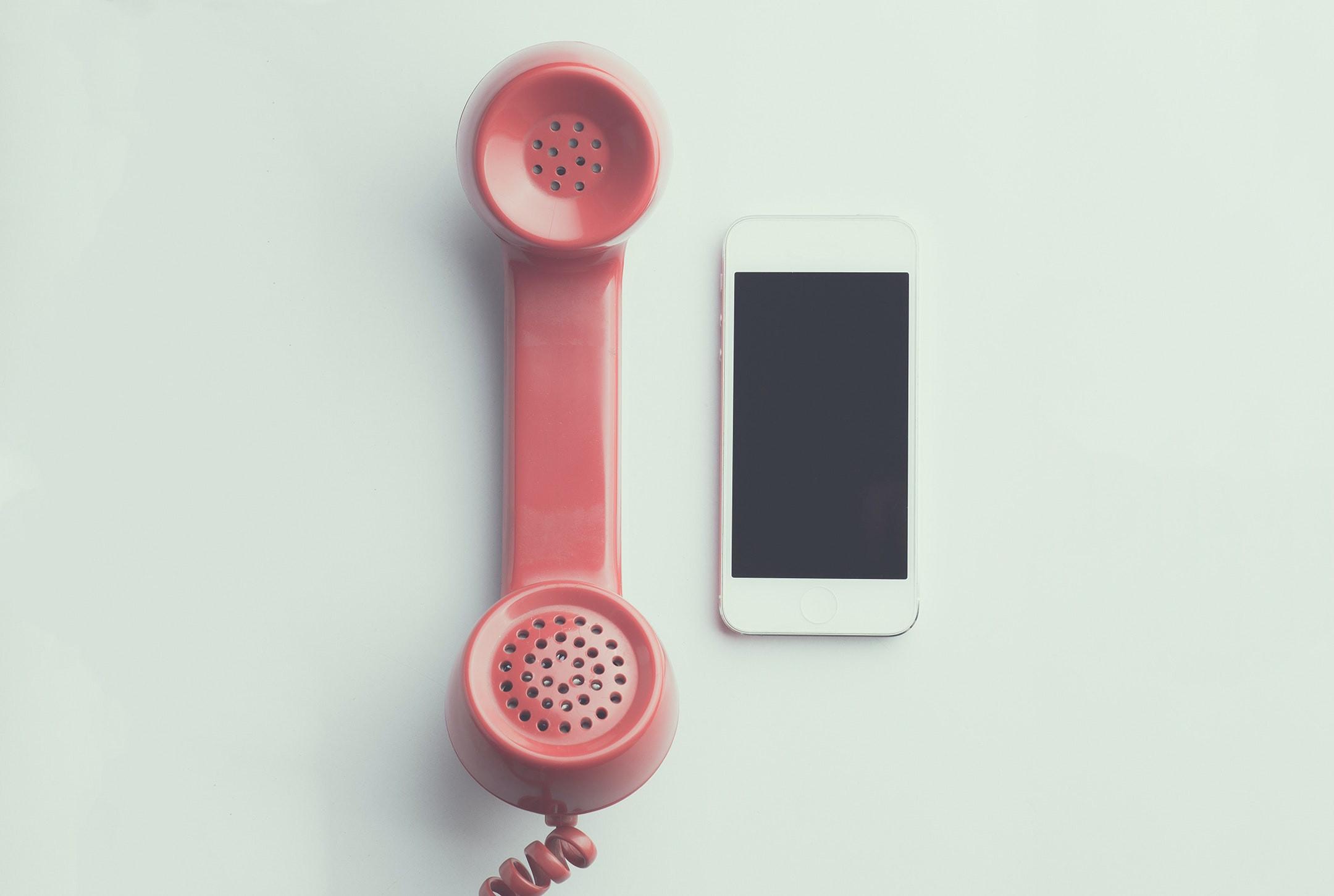 Telefonisch kennismakingsgesprek