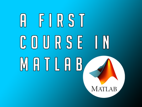 MATLAB - From Zero to Hero
