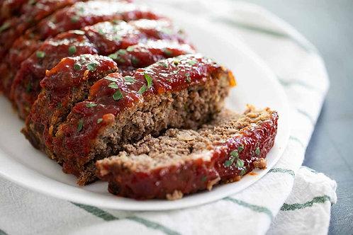 Large Meatloaf