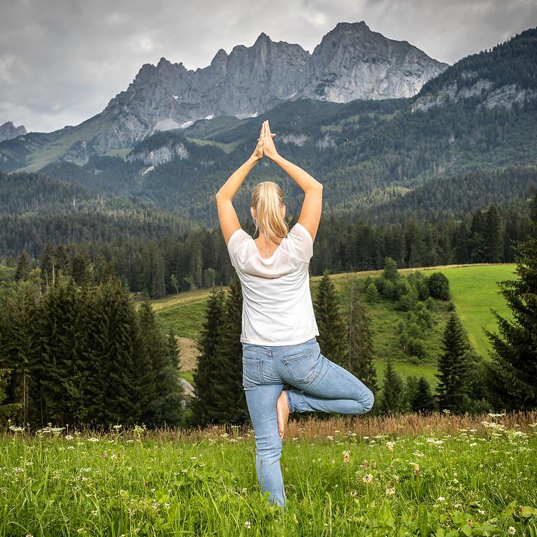Der Berg ruft #1: Yoga- & Wanderwochenende in Tirol