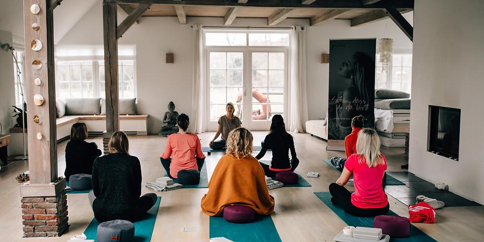 Di 19.30 Sanftes Hatha Yoga (Einsteiger)