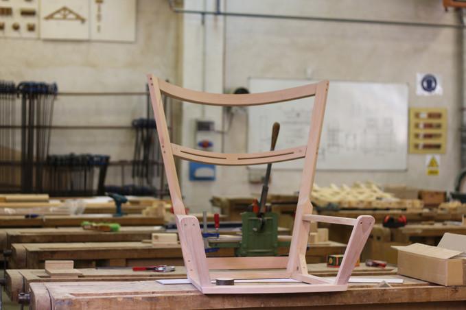 Wing Chair CH445 Hans Wegner