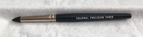 Squirrel Precision Brush #3
