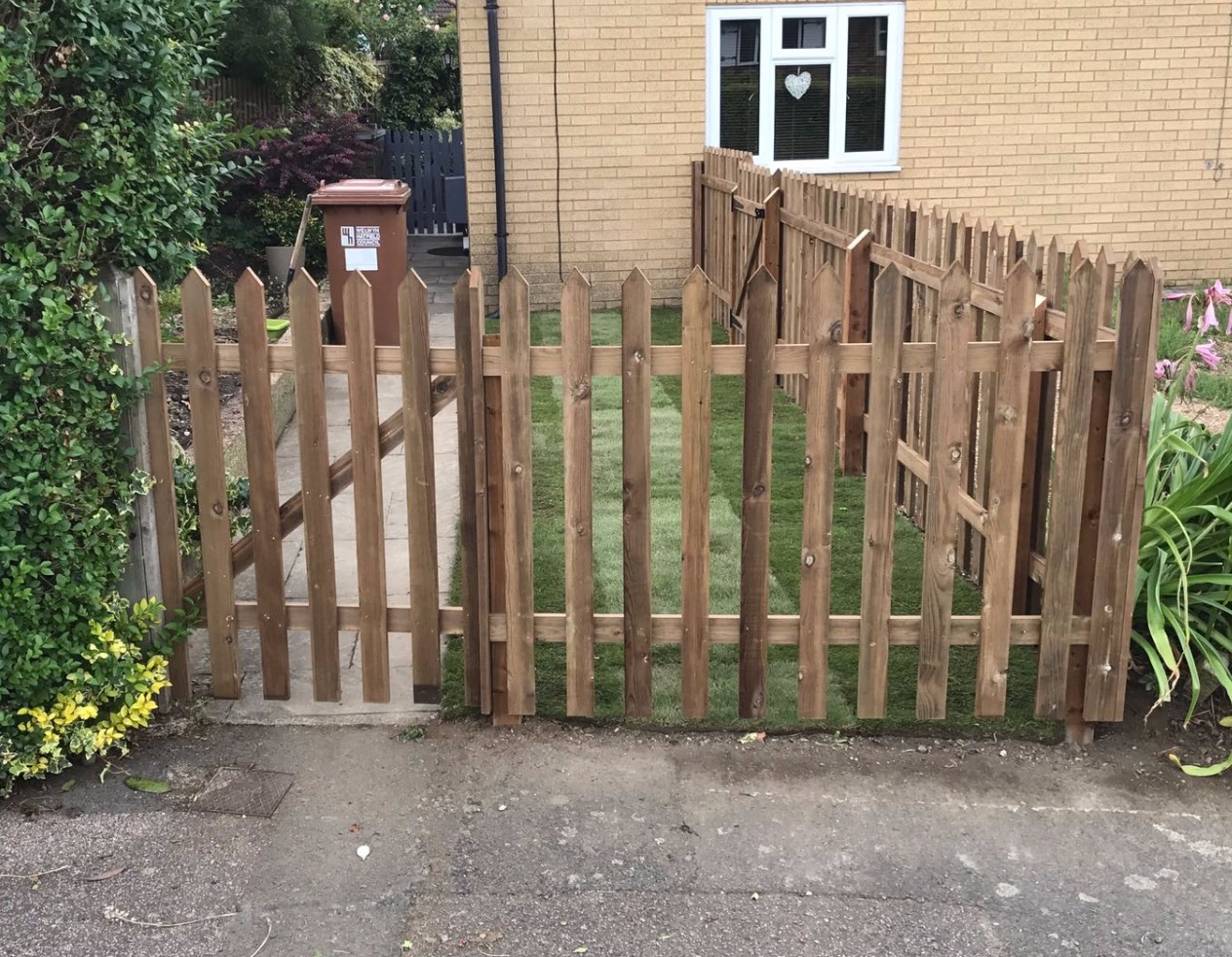Picket Fencing Essex