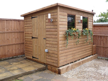 Pend Shed