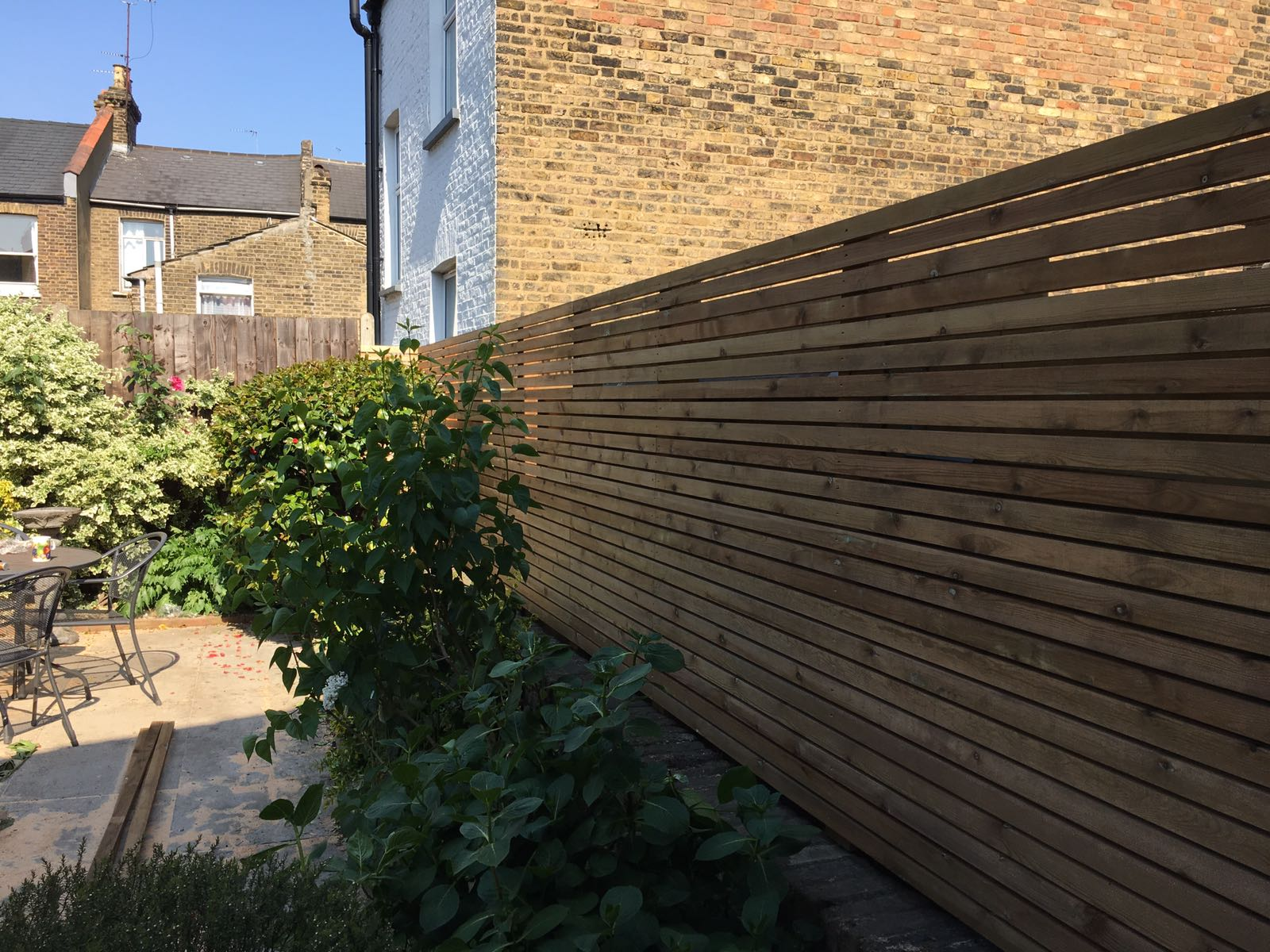 Contemporary Fencing Highgate