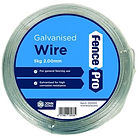 Fencing wire galvanised