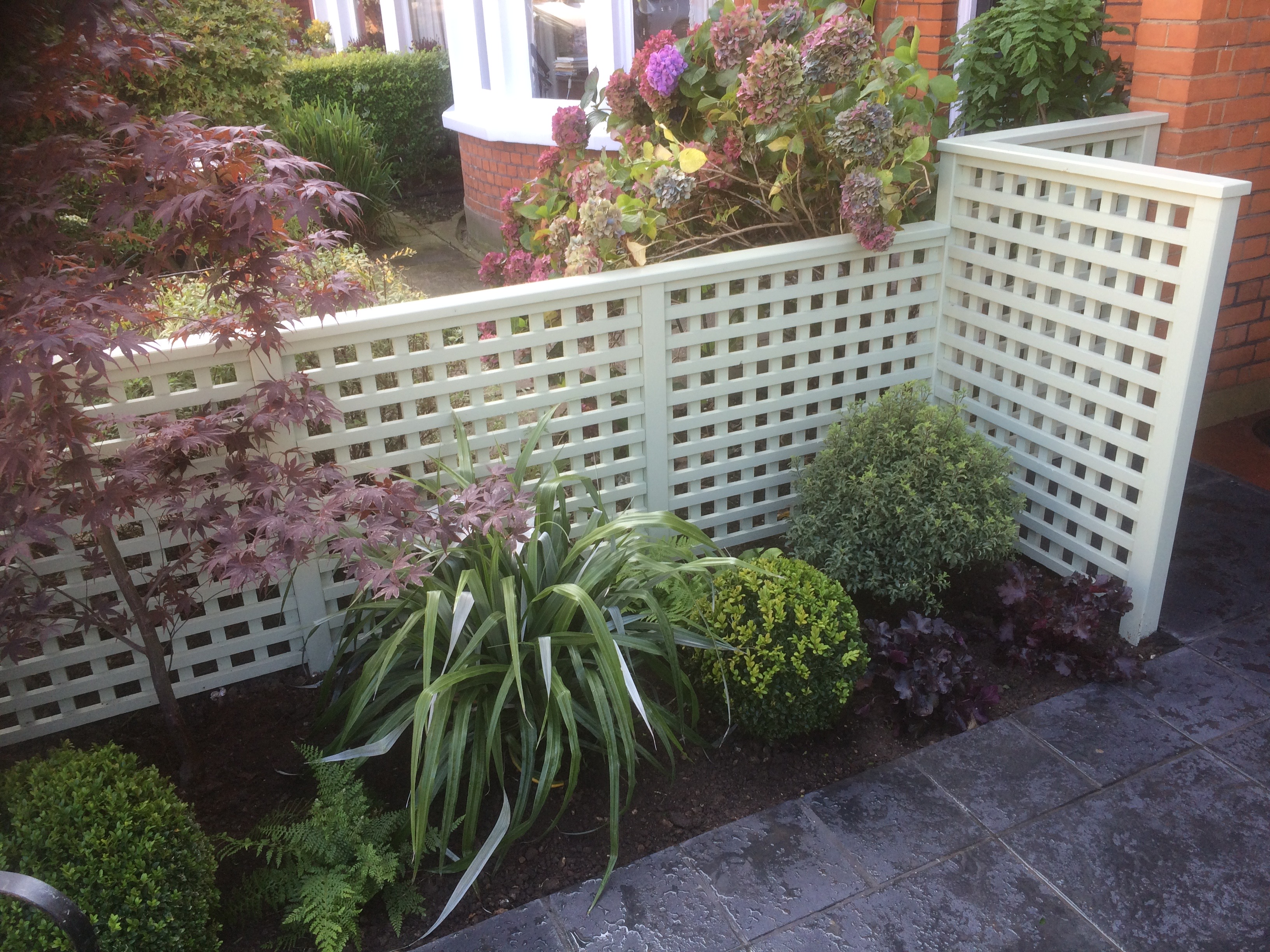 Small hole trellis Fences in London