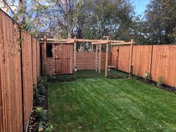 Garden Play Area Ideas