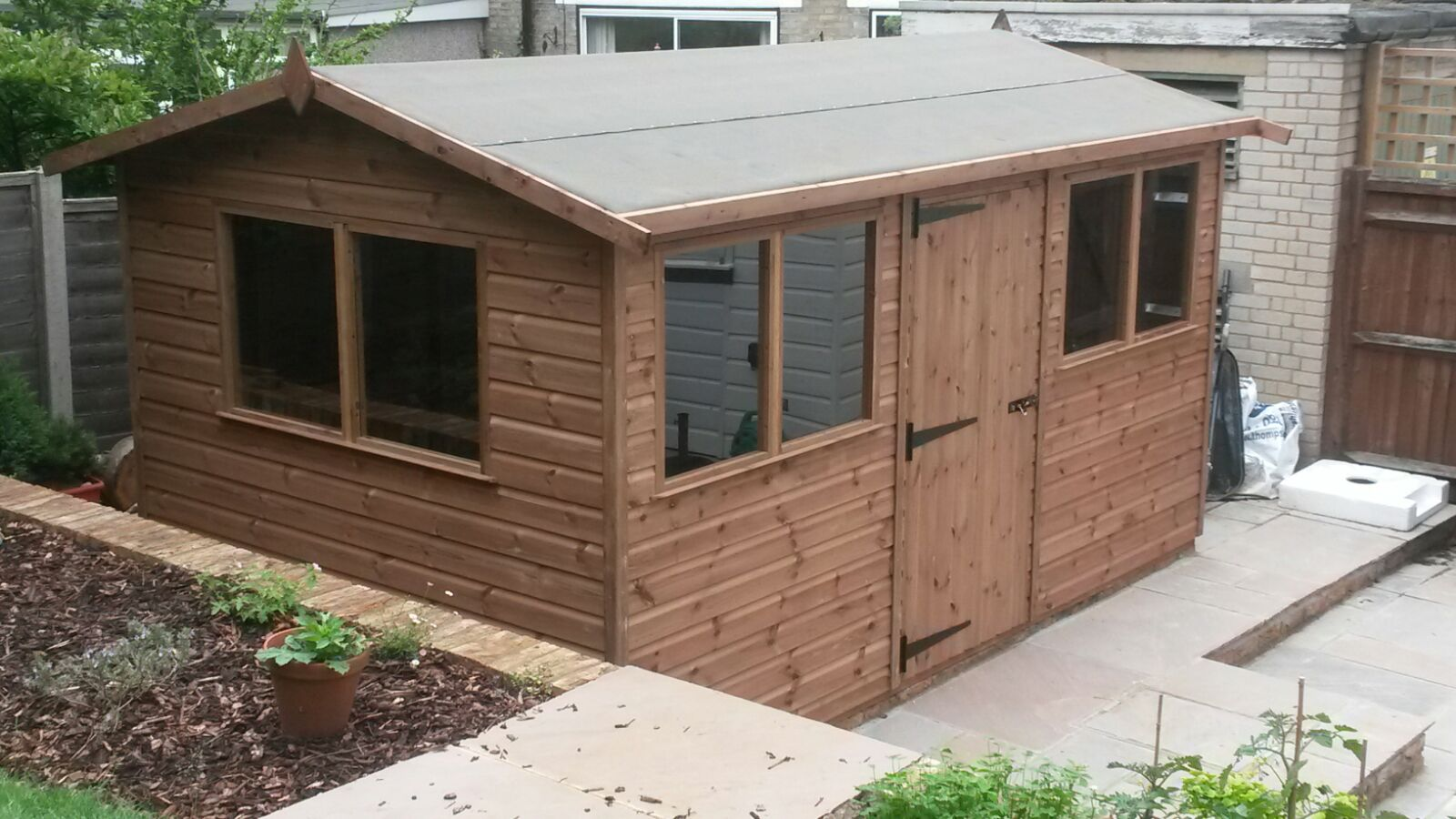 Aylwards Easy Shed