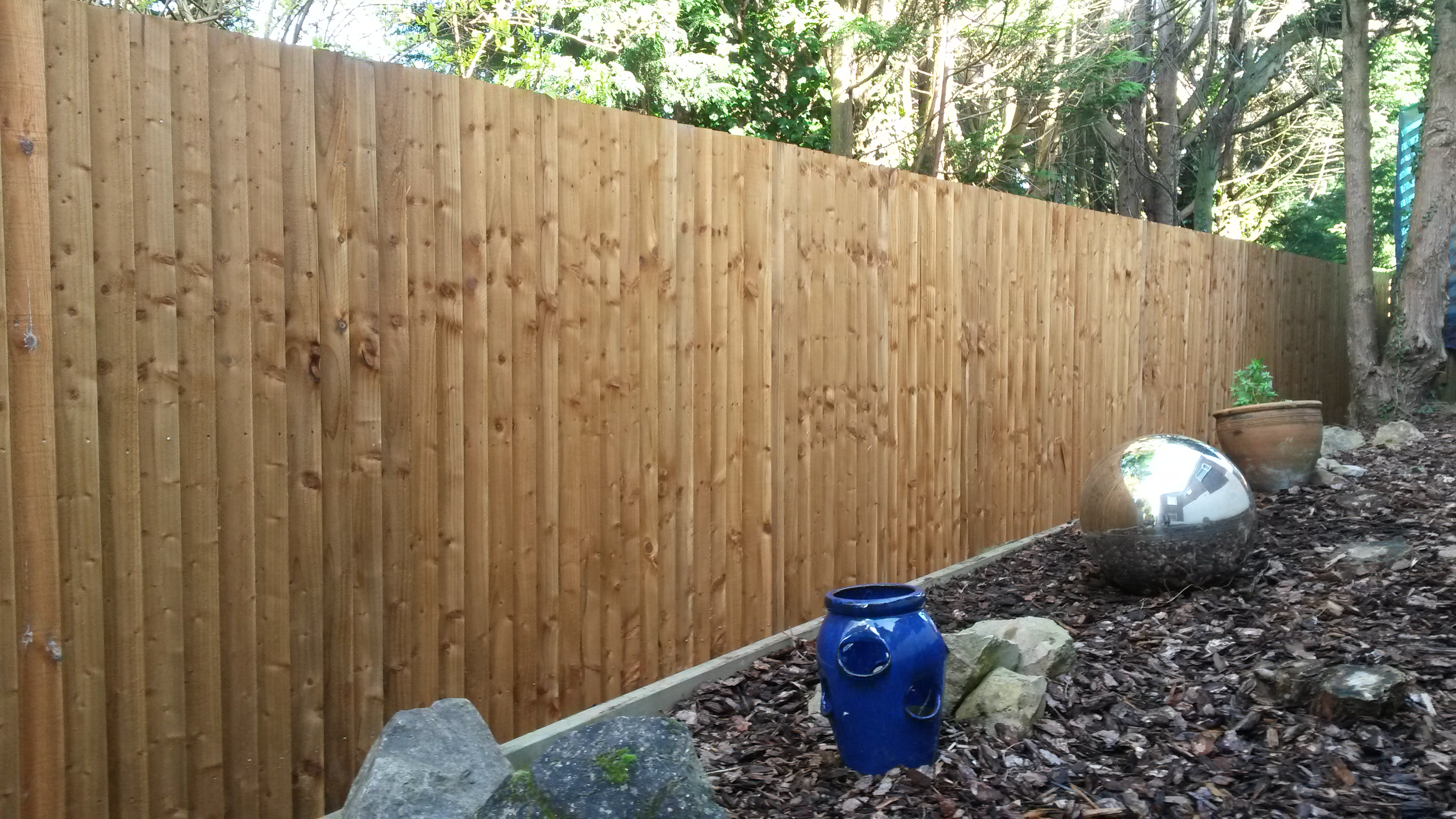 Closeboard Fencing Cambridgeshire