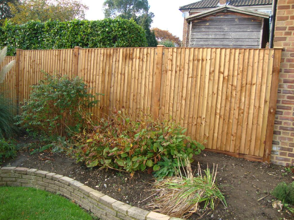 Closeboard Fencing in Harlow Essex