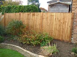 Closeboard Fencing in Harlow Essex